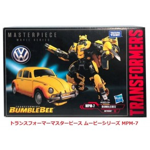Takaratomy Transformers Masterpiece Movie Series MPM-7 Bumblebee