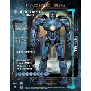 Neca Pacific Rim Gypsy Danger 18 Action Figure