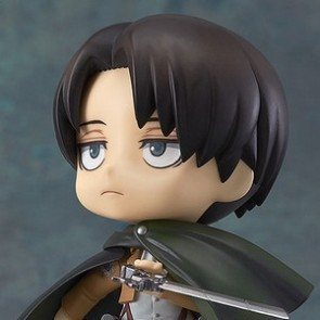 Nendoroid #390 Attack on Titan Levi