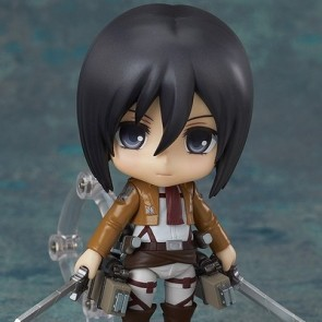 Nendoroid #365 Attack on Titan Mikasa Ackerman