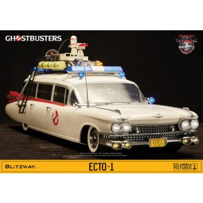 Blitzway 1/6th Scale Ghostbusters 1984 ECTO-1