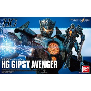 Bandai HG Pacific Rim Uprising: Gipsy Avenger