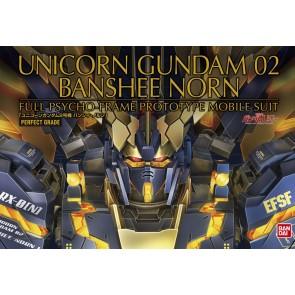 Bandai PG Unicorn Gundam 02 Banshee Norn