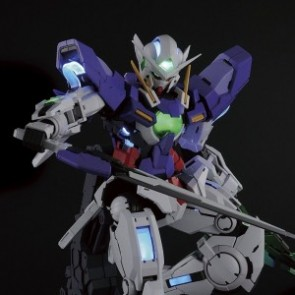 Bandai PG Gundam Exia (LED Lighting Model)