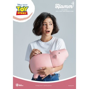 Beast Kingdom Toy Story Large Vinyl Piggy Bank: Hamm