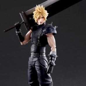 Play Arts Kai Final Fantasy VII Remake Cloud Strife Ver. 2