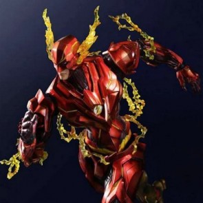 Playarts Kai DC Comics Variant The Flash Figure