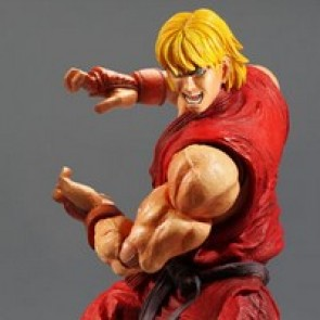 Playarts Kai Street Fighter 4 Ken Figure
