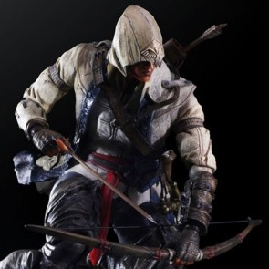 Playarts Kai Assassin's Creed III Conner Figure