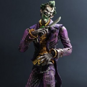 Playarts Kai Batman Arkham City Joker Figure