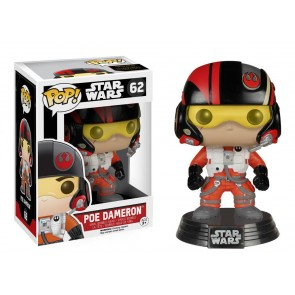 Funko POP! Star Wars EP7 Poe Dameron Figure