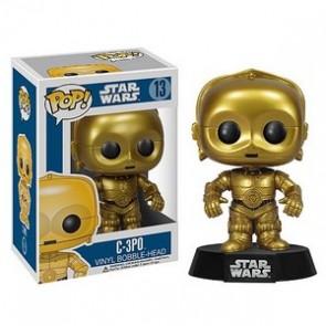 Funko POP! Star Wars C-3PO Bobble Figure