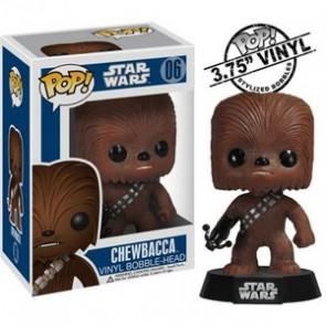 Funko POP! Star Wars Chewbaca Bobble Figure