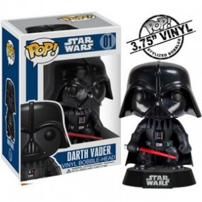 Funko POP! Star Wars Darth Vader Bobble Figure