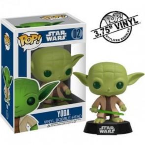 Funko POP! Star Wars Yoda Bobble Figure