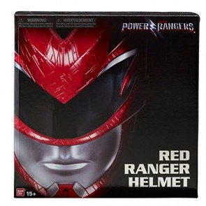 Bandai Power Rangers Movie Legacy Red Ranger Helmet