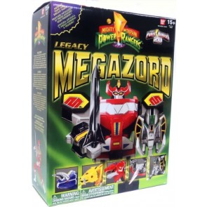 Bandai 20th Anniversary Power Rangers Megazord Deluxe Set