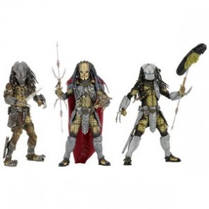 "Neca Predator 7"" Action Figure Series 17 (Set of 3)"