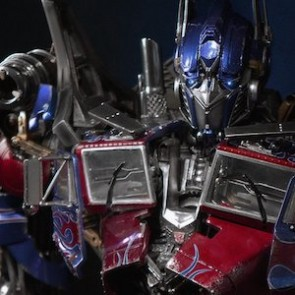 Prime 1 Studio MMTFM-02 Dark of the Moon DOTM Optimus Prime Statue