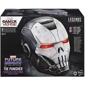 Hasbro Marvel Legends Gamerverse Punisher War Machine Helmet