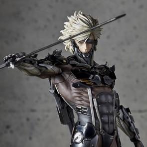 Sentinel 1/6th Scale Metal Gear Rising Revengence Raiden PVC Statue