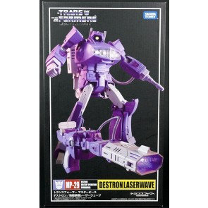 Takaratomy Transformers Masterpiece MP-29 Shockwave / Laserwave