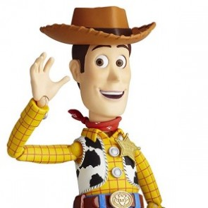 Kaiyodo Revoltech Legacy of Sci-Fi Toy Story Woody Action Figure (Reissue)