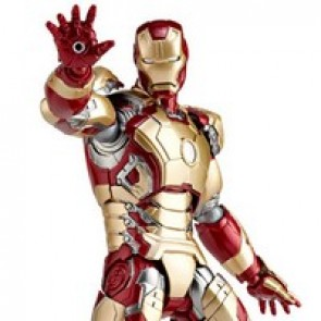 Revoltech Sci-Fi No.049 Iron Man 3 Mark 42 Figure