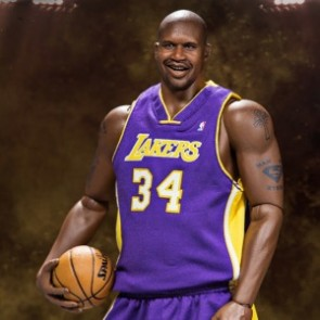 "Enterbay 1/6th Scale NBA Collection Shaquille O'Neal ""Duo Pack"" Limited Edition"