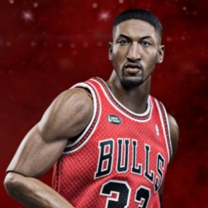 Enterbay 1/6th Scale NBA Collection Scottie Pippen Action Figure