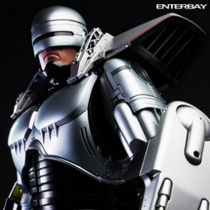 Enterbay 1/4th Scale HD Masterpiece Robocop Figure