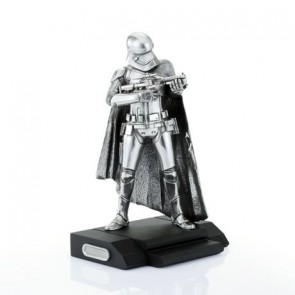 Royal Selangor Limited Edition Captain Phasma Pewter Figurine