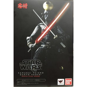 Bandai Meisho Movie Realization Star Wars Samurai Taisho Darth Vader Figure