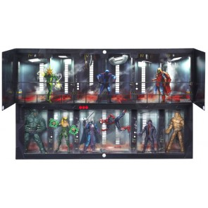 "Hasbro SDCC Exclusive Marvel Legends ""The Raft"" Boxset"