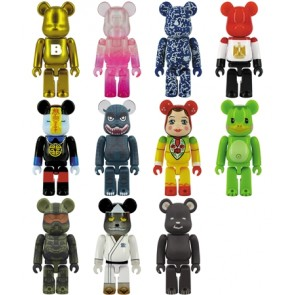 Medicom Toy Bearbrick Sealed Case of 24pcs: Series 28