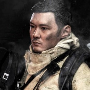Enterbay 1/6th Scale As The Light Goes Out Shawn Yue as Chiu Figure