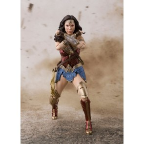 S.H.Figuarts Wonder Woman Justice League Figure