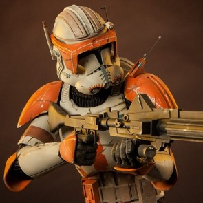 Sideshow Collectibles Star Wars Commander Cody Premium Format Figure