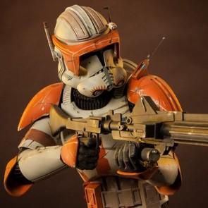 Sideshow Collectibles Star Wars Commander Cody Premium Format Figure