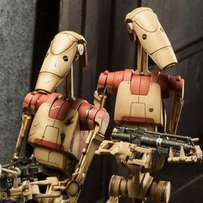 Sideshow 1/6th Scale Star Wars Security Battle Droids
