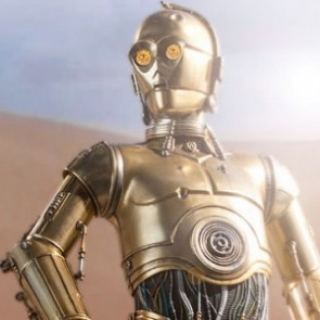 Sideshow 1/6th Scale Star Wars C-3PO Figure