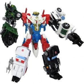 Takara Tomy Transformers Unite Warriors UW-EX Lynxmaster