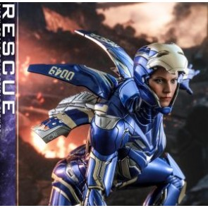 Hot Toys 1/6th Scale MMS538D32 Avengers: Endgame Rescue Collectible Figure