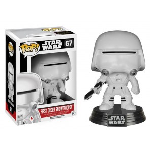 Funko POP! Star Wars EP7 First Order Snowtrooper Figure