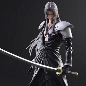Play Arts Kai Final Fantasy VII Advent Children: Sephiroth Figure