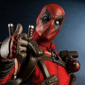 Sideshow 1/6th Scale Marvel Deadpool Figure