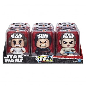 Star Wars Mighty Muggs Action Figures Wave 1