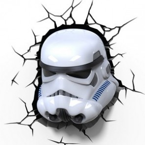 3D LightFX Star Wars Stormtrooper Deco Light