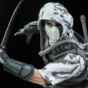 Sideshow 1/6th Scale GI Joe Storm Shadow Assassin Figure
