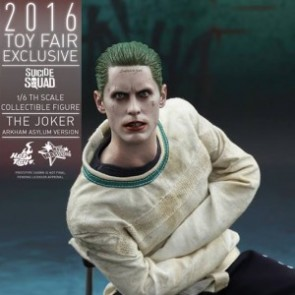 Hot Toys 1/6th Scale MMS373 Suicide Squad Joker (Arkham Asylum Version)